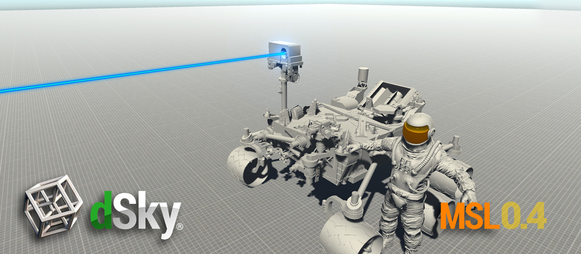 Mars Curiosity VR - Learn to drive a Rover